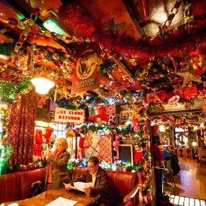 Christmas-party-bookings-at-the-hole-in-the-wall-dublin